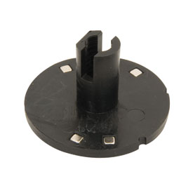 Crane Cams Hi-Intensity Ignition System Replacement Rotor, Dual Fire Ignition with 4 Magnets