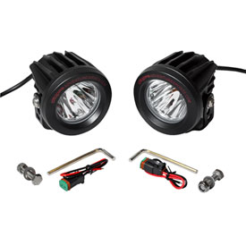 Cyclops Adventure Sports Long Range Optimus LED 10°/20° Combo Auxiliary Lights