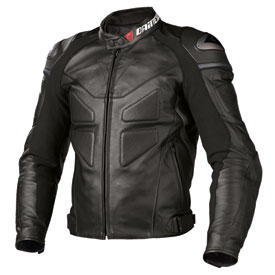 Dainese Avro Pelle Leather Motorcycle Jacket