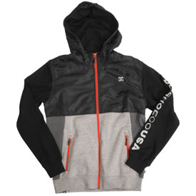 DC Javelin Zip-Up Hooded Sweatshirt