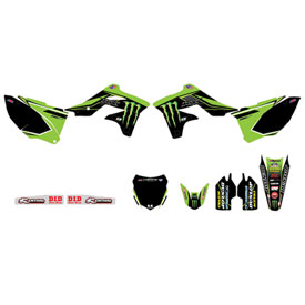 D cor visuals monster energy complete graphics kit 2016 for D cor visuals