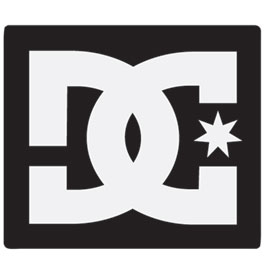 DC Black Star Sticker