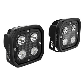 Denali D4 2.0 TriOptic LED Light Kit