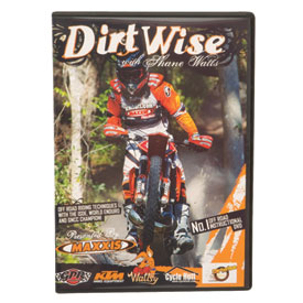 DirtWise With Shane Watts DVD