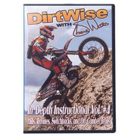 DirtWise w/Shane Watts In-Depth Instructional DVD Vol #4