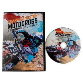 Grant Langston- Motocross Training with the Champ DVD