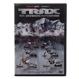 Dirt House Distribution Trax: The Snow Bike Revolution DVD