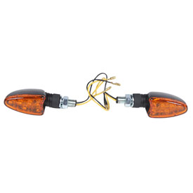 DMP LED Turn Signal - Long Arrow