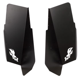 Dragonfire Racing Inner Front Fender Debris Shields