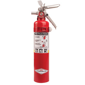 Dragonfire Racing Universal 2.5 Lb Fire Extinguisher
