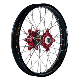 Dubya Complete Rear Wheel Kit with Talon Carbon/Billet Hub & DID Dirtstar STX Wheel