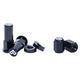 Dubya Rim Lock Tower Nut & Valve Cap Kit