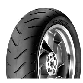 Dunlop Elite 3 Bias-Ply Touring Rear Motorcycle Tire