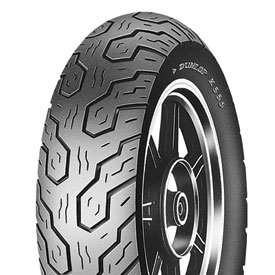 Dunlop K555 Front Motorcycle Tire