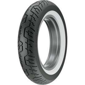Dunlop Cruisemax Rear Motorcycle Tire 150/80-16 (71H) Wide White Wall