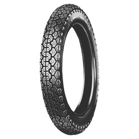 Dunlop K70 Front Motorcycle Tire 3.25-19 Tube Type (54P)