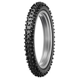 Dunlop MX33 Geomax Soft//Intermediate Terrain Tire 60//100x12 for Husqvarna CR 50 2011-2012
