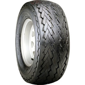 Duro HF232 Bias Trailer Tire with 5-Hole Wheel