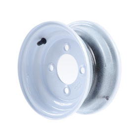 Duro Trailer Wheel, 4 on 4 Bolt Pattern
