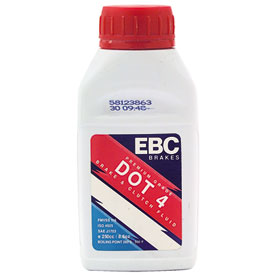 EBC Brake Fluid DOT 4 8.8 oz.