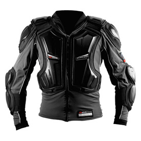 EVS BJ33 Ballistic Jersey Body Armor without Kidney Belt