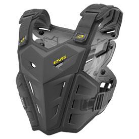 EVS Sports Mens F2 Roost Deflector Black, Medium