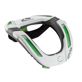 EVS Youth R4 Koroyd Neck Support  White