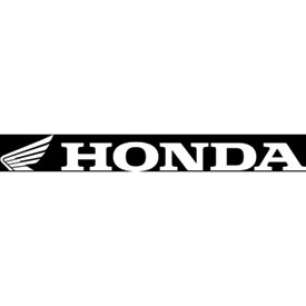 Factory Effex Die-Cut Sticker Honda