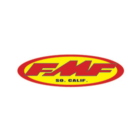 Factory Effex Logo Stickers, FMF