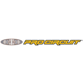 Factory Effex Logo Stickers, Pro Circuit