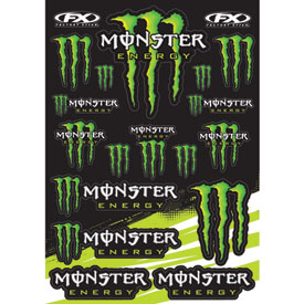 Factory Effex Monster Sticker Kit
