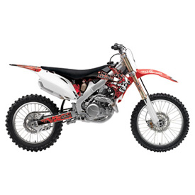 Factory Effex Metal Mulisha Graphic Kit 2010