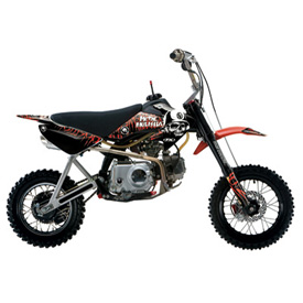 Factory Effex Metal Mulisha Graphic Kit 2011