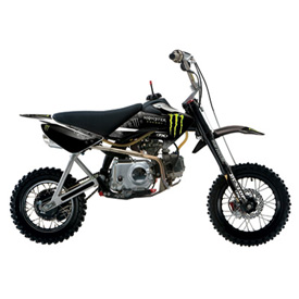 Factory Effex Monster Energy Drink Graphic Kit 2011