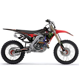 Factory Effex Monster Energy Drink Graphic Kit 2014
