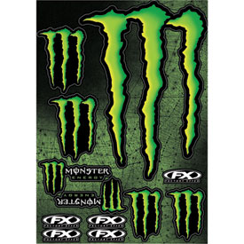 Factory Effex Monster Sticker Kit II