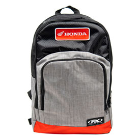 Factory Effex Honda Standard Backpack  Grey/Red