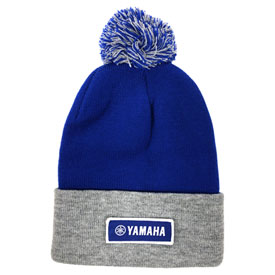 Factory Effex Yamaha Beanie  Blue/Grey
