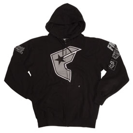 Famous Stars & Straps BOH Camp Zip-Up Hooded Sweatshirt