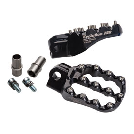 Fastway Evo Air Motorcycle Foot Pegs Kit