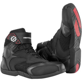 Firstgear Mesh Lo Motorcycle Boots