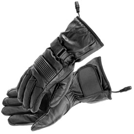 Firstgear Warm & Safe Heated Ladies Motorcycle Gloves