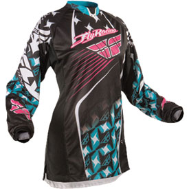 Fly Racing Kinetic Ladies Jersey 2011