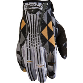 Fly Racing Kinetic Ladies Youth Gloves 2012