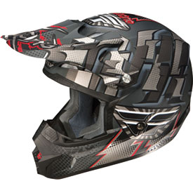 Fly Racing Kinetic Dash Helmet 2013