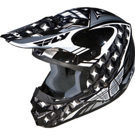 Fly Racing Kinetic Flash Youth Helmet 2012
