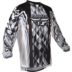 Fly Racing Kinetic Youth Jersey 2012