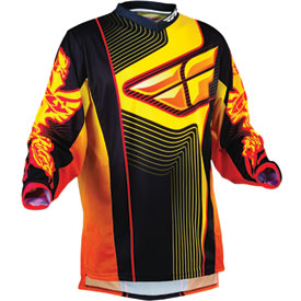 Fly Racing F-16 LTD Youth Jersey 2013