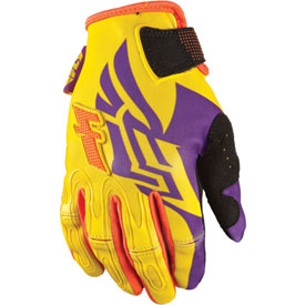 Fly Racing Kinetic Inversion Ladies Youth Gloves 2013