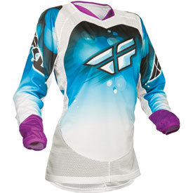 Fly Racing Kinetic Ladies Jersey 2014